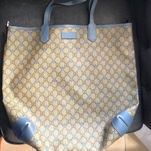 Authentic Gucci totes